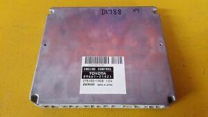 2005 SCION TC AUTOMATIC 1.8L ECM ECU MODULE # 89661-21421 DENSO 275100-1920