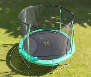 Image is loading Jumpking-Combo-10ft-Tr&oline-Spares-Choose-Mat-Frame- & Jumpking Combo 10ft Trampoline Spares Choose Mat Frame Net ...