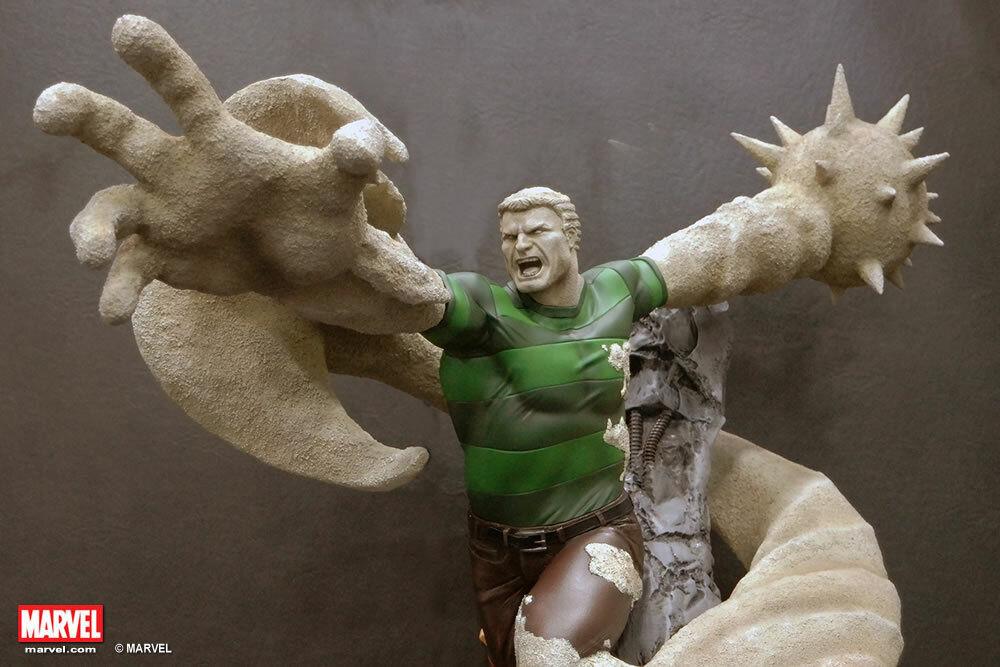 XM studios Sandman 1 4 Escala Estatua Nuevo Sellado En Caja marrón, envío Gratis