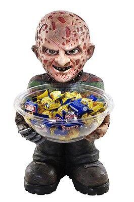 Freddy Krueger Candy Bowl Holder, Nightmare on Elm Street, Rubies