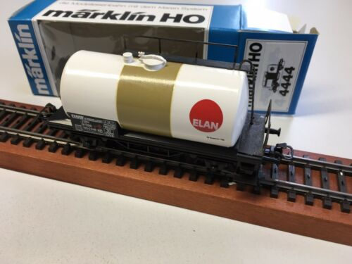 Märklin 4444 Elan Kesselwagen  Neu In Ovp @2218@ Sammlung Eisenbahn