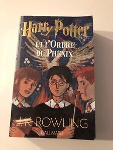 Details Sur Livre Harry Potter Et L Ordre Du Phenix