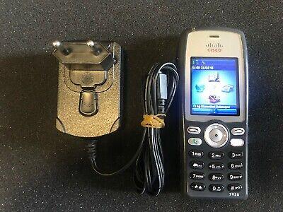 CISCO CP-7925G-E-K9 Unified Wireless IP Phone 7925G 882658202186 | eBay