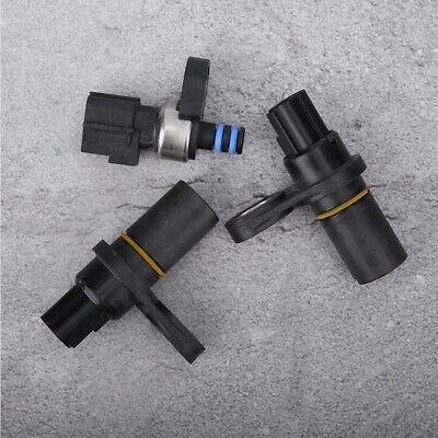 Transmission Speed Sensors Transducer Sensor Set Input Output Fit for Dodge Chrysler Jeep 3PCS