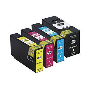 4-Ink-NON-OEM-Pigment-for-Canon-PGI-1200XL-9183B001-MB2020-MB2120-MB2320-MB2720