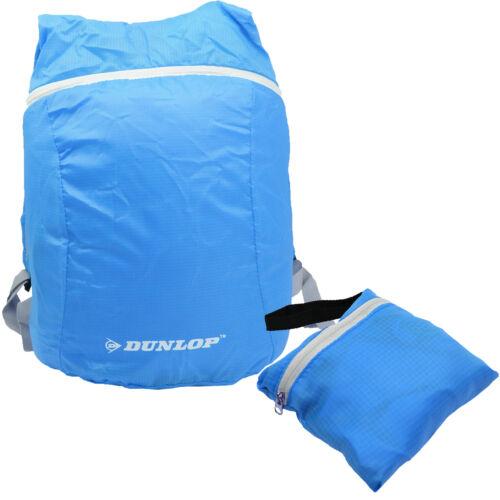 Sporttaschen & Rucksäcke DUNLOP Faltrucksack Rucksack faltbar Reisetasche Einkaufstasche Sport Tasche