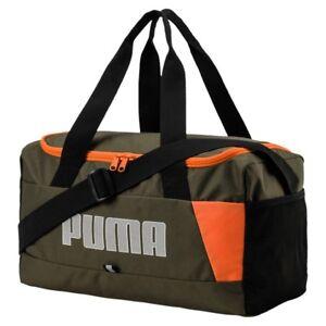 PUMA Fundamentals Sportsbag XS II Forest Nigh OSFA   eBay b55bedb19e