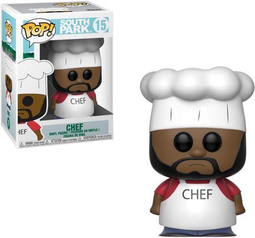 TV IN STOCK Funko POP South Park: Chef Figure #15