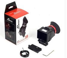 LCD viewfinder For Nikon D810 D7200 D750 D7100 D610 Canon 5D3 5DS 5DSR