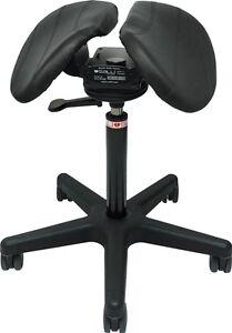 Salli Care Swing Split Saddle Seat Ergonomic chair stop pain  eBay