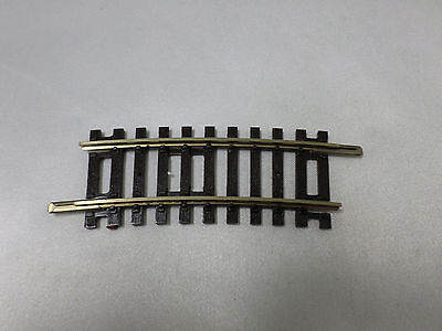PECO tracks ST-2005 free post 2x Isolat 6⅝in Standard Straight /& Switch 168mm
