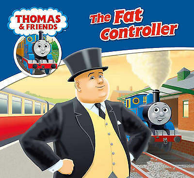 No Author, The Fat Controller (Thomas Story Library), Paperback, Very Good Book