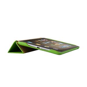 Jisoncase-Newest-Green-Micro-Fiber-Case-Cover-W-O-Seams-For-Apple-New-mini-iPad