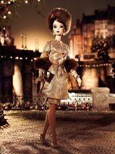 2008 MINT! Je Ne Sais Quoi SILKSTONE BARBIE Gold Label NRFB Fashion Model BFMC