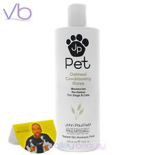 JOHN PAUL MITCHELL JP PET Oatmeal Conditioning Rinse For Dogs, Cats and Horses