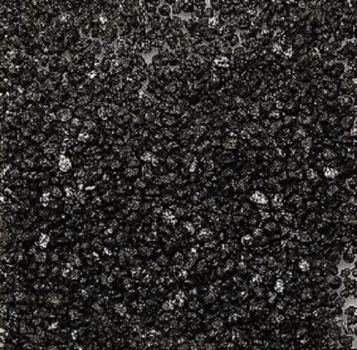 Kleine Deko-  Farbsteine 2-3 mm GRANULAT 500 g SCHWARZ -94 Steine 0,5 Kg