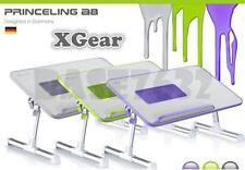 XGear A8 Foldable Portable Laptop Notebook Desk Table Stand+Fan