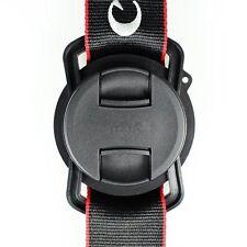 Buckle Lens Cap Holder-Canon Nikon Sony Pentax DSLR/SLR 52mm 58mm 67mm Lens Cap