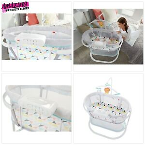 8caeaf42cf84 Fisher-Price Soothing Motions Bassinet 887961326093