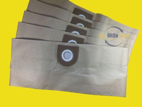 Lavare /'N/' Vac 7131 6151SX Car Vax 6135 5 x aspirapolvere Vax Sacchetti di carta