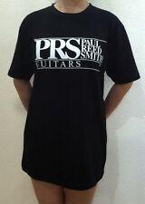 PRS Paul Reed Smith Guitar Logo black/white short sleeve T-Shirt M/L/XL