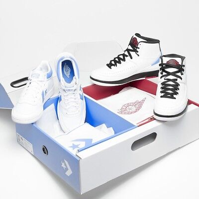 93336580d5e8 Jordan X Converse Pack