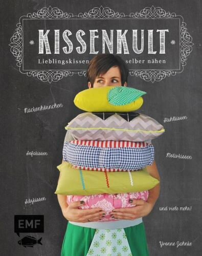 1 von 1 - Kissenkult von Yvonne Jahnke (2014, Gebundene Ausgabe)