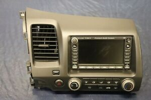 2006-11-HONDA-CIVIC-SI-SEDAN-K20Z3-OEM-XM-RADIO-SATELLITE-amp-A-C-CONTROL-9368