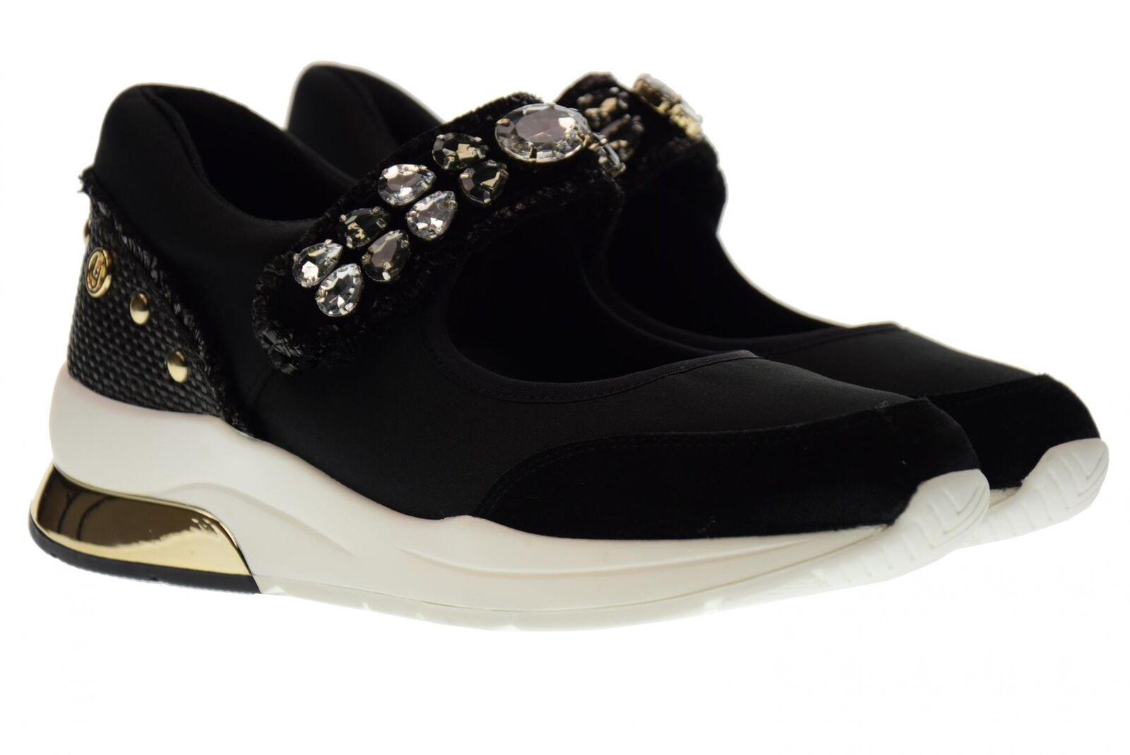 vendita di offerte Liu Jo scarpe donna scarpe da ginnastica SANDAL SANDAL SANDAL LILY NERO B18011T203622222 P18  la migliore moda
