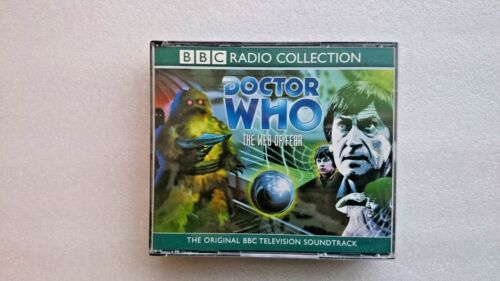 1 of 1 - Doctor Who - The Missing Stories: The Web of Fear. Starring Patrick Troughton &