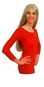 Body justaucorps rouge taille 40 44 L XL lingerie 70 deniers ... 4c136c74edb