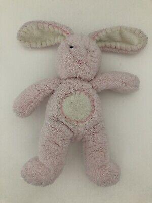 Pottery Barn Baby Kids Pink Chamois Bunny Rabbit Floppy
