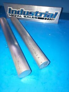 "11/""Diameter x 3/""-Long 6061 T651 Aluminum Round Bar--/>11/"" DIameter 6061 Rod"