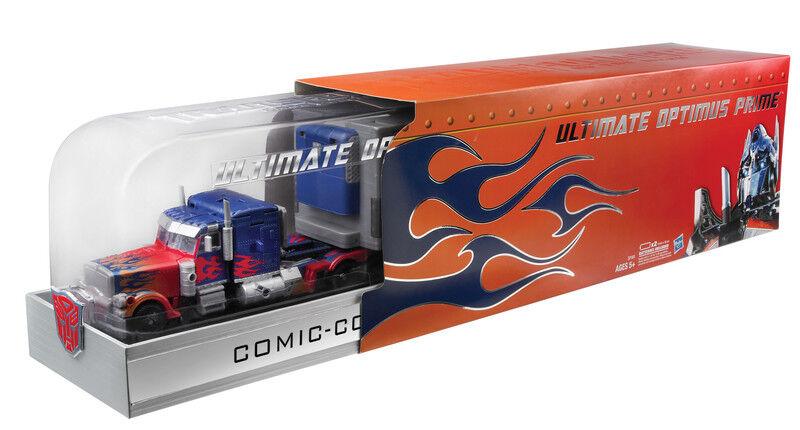 Transformatoren neumond dotm ultimative optimus prime sdcc 2011 exklusiv