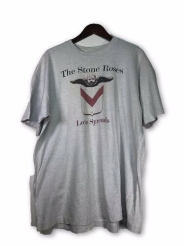 Vintage VTG 90s The Stone Roses Love Spreads Tour