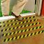 "2/"" x 60/' Anti-Slip Tape Gator Grip Yellow//Black"
