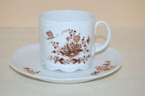 Kaffeetasse Gedeck 2 tlg.Monbijou Parnass Rosenthal