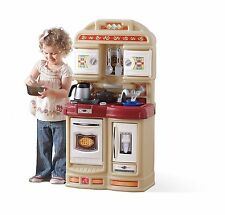 PLAY KITCHEN with ACCESSORIES TODDLER CHILD Imaginative Role Play Boys Girls NEW