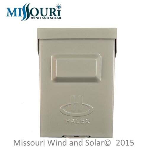 solar panels Heavy Duty disconnect box for wind turbines