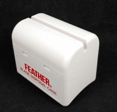 Feather Styling Razor Blade Disposal Case Shaving Box Men Beauty Personal Care Ebay