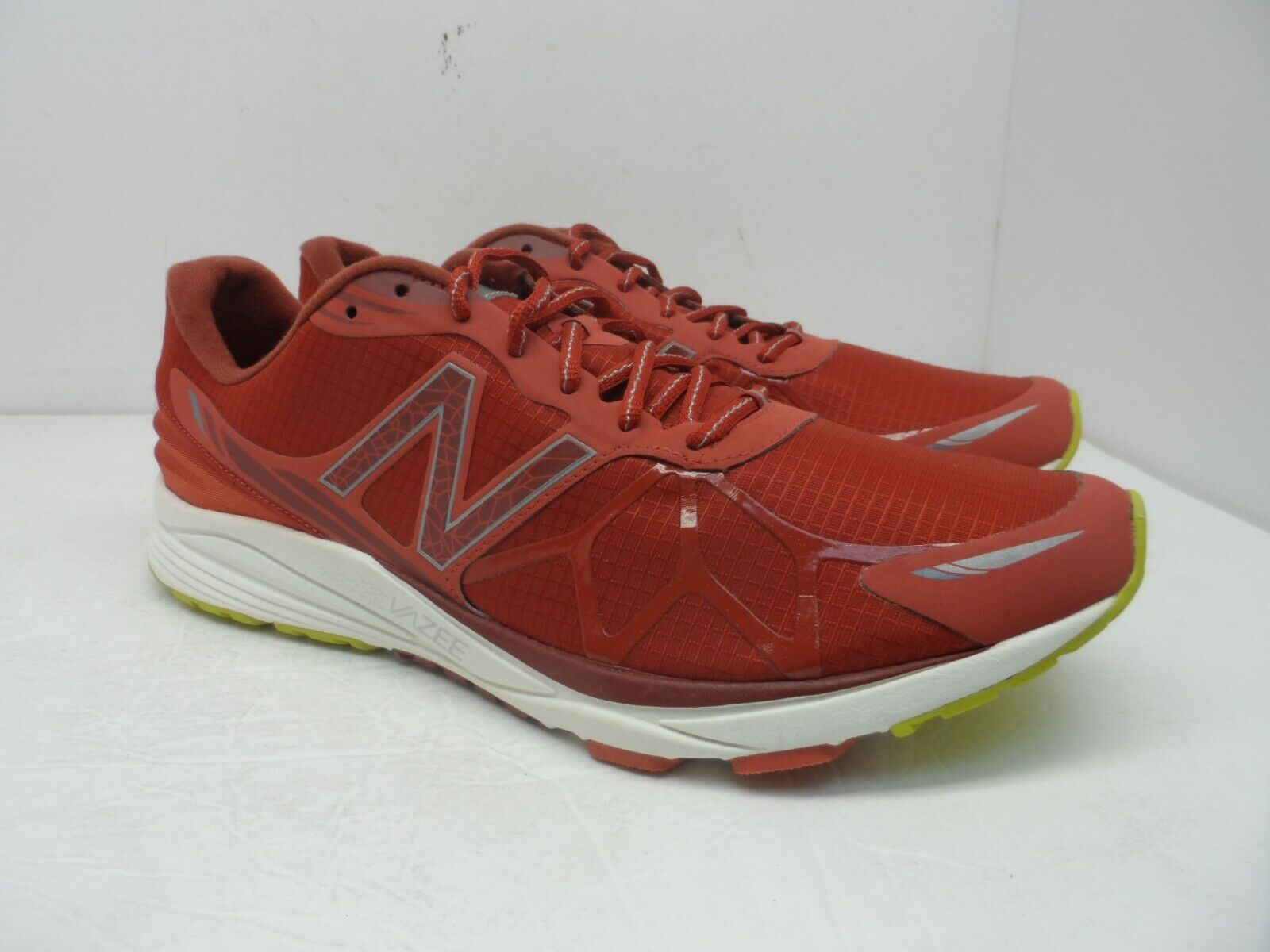 New Balance Men's Vazee Pace REVlite Cross Training Running shoes Red Size 14D