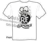 Ed Roth Rat Fink T Shirt Big Daddy Clothing Tee, Sz M L Xl 2xl 3xl Quality,