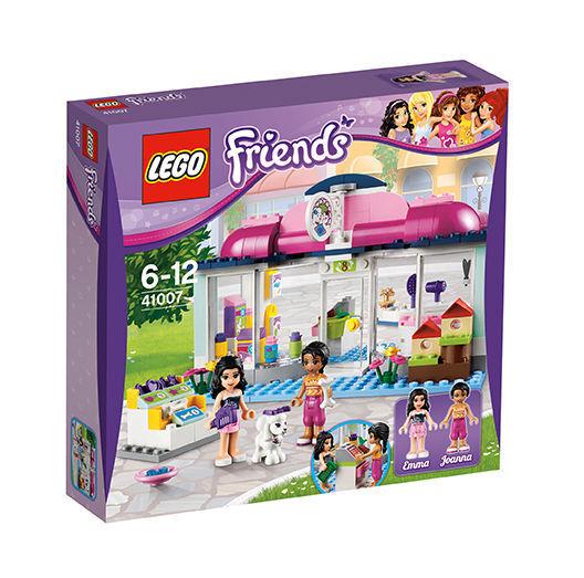 Lego Friends Heartlake Tiersalon 41007 Günstig Kaufen Ebay