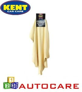 Kent Car Care 3 Square Foot Genuine Chamois Leather