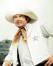 BENNY HILL 8X10 PHOTO CLASSIC AS COWBOY