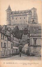 SAUMUR MAINE-ET-LOIRE FRANCE~LE Château COTE NORD~L L LEVY FILS PUBL POSTCARD