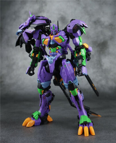 MC NEOARTTOYS NT Beast Muscle EVA Purple Lion Leonidas Deformation New In Box