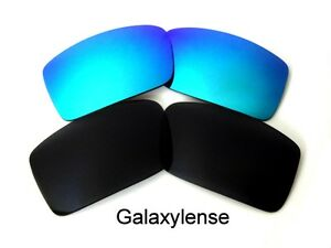Galaxy-Replacement-Lenses-For-Oakley-Gascan-Small-Black-Blue-Polarized-2Pairs