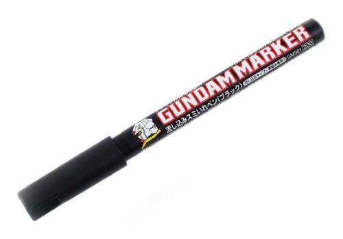 Gunze GSI Mr Hobby Gundam Color Marker GM01-GM400 Gunpla Model Kit Paint Pen