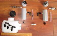 HHO Vessel Kit 1xTank 2xBubblers 1xNon-Return valve, 2xQuick Release Connectors